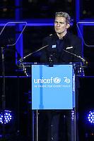 NEW YORK, NY, 12.12.2016 - ONU-UNICEF - O ator ingles Orlando Bloom durante 70º aniversário da UNICEF (Fundo das Nações Unidas para a Infância) na sede da Nações Unidas em New York os Estados Unidos nesta segunda-feira, 12. (Foto: Vanessa Carvalho/Brazil Photo Press)