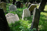 Jewish Cemetery, Prague, Czech Republic