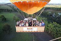 20170209 February 09 Hot Air Balloon Gold Coast