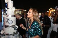 LAS VEGAS, NEVADA - JULY 24, 2016 JLO attends her private birthday celebration at The Nobu Villa Suite at Caesars Palace, July 24, 2016 in Las Vegas Nevada. Photo Credit: Walik Goshorn / Mediapunch
