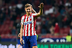 Marcos Llorente of Atletico de Madrid during La Liga match between Atletico de Madrid and Granada CF at Wanda Metropolitano Stadium in Madrid, Spain. February 08, 2020. (ALTERPHOTOS/A. Perez Meca)