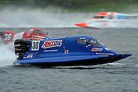 Robert Rinker (#30) and Jeff Shepherd, (#38)     (Formula 1/F1/Champ class)