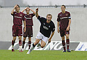 13/09/2008  Copyright Pic: James Stewart.File Name : sct_jspa10_falkirk_v_hearts.SCOTT ARFIELD CELEBRATES AFTER HE SCORES FALKIRK'S SECOND.James Stewart Photo Agency 19 Carronlea Drive, Falkirk. FK2 8DN      Vat Reg No. 607 6932 25.James Stewart Photo Agency 19 Carronlea Drive, Falkirk. FK2 8DN      Vat Reg No. 607 6932 25.Studio      : +44 (0)1324 611191 .Mobile      : +44 (0)7721 416997.E-mail  :  jim@jspa.co.uk.If you require further information then contact Jim Stewart on any of the numbers above........