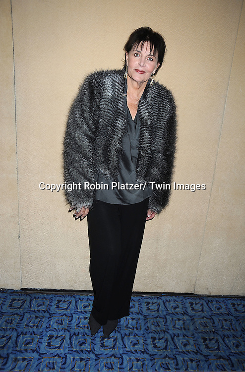 Linda Dano attending The Rosie's Theatre Kids Gala on September 19, 2011 at The New York Marriott Marquis Hotel in New York City.