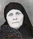Turkey.Saniha, wife of Emin Ali Bedir Khan, grand-mother of Sinem Bedir Khan