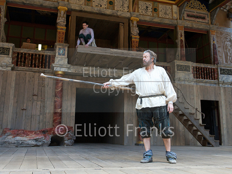 THE TEMPEST<br />