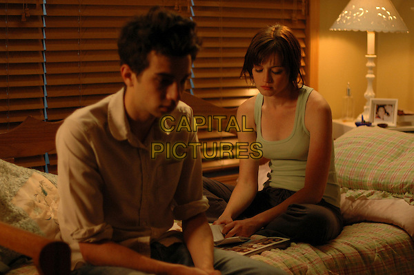 JAY BARUCHEL & ALEXIS BIEDEL.in I'm Reed Fish .*Editorial Use Only*.www.capitalpictures.com.sales@capitalpictures.com.Supplied by Capital Pictures.