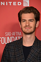Andrew Garfield at the SAG-AFTRA Foundation's Patron of the Artists Awards at the Wallis Annenberg Center for the Performing Arts. Beverly Hills, USA 09 November  2017<br /> Picture: Paul Smith/Featureflash/SilverHub 0208 004 5359 sales@silverhubmedia.com
