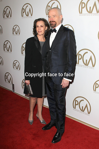 BEVERLY HILLS, CA - JANUARY 26: Bryan Cranston at the 24th Annual Producers Guild of America Awards at The Beverly Hilton Hotel in Beverly Hills, California...Credit: MediaPunch/face to face..- Germany, Austria, Switzerland, Eastern Europe, Australia, UK, USA, Taiwan, Singapore, China, Malaysia and Thailand rights only -