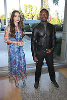 LOS ANGELES, CA - JUNE 8: Lily Collins, David Oyelowo, at Les Miserables Photo Call at the Linwood Dunn Theater in Los Angeles, California on June 8, 2019.  <br /> CAP/MPI/SAD<br /> ©SAD/MPI/Capital Pictures