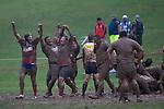CMRFU Counties Power 2008 Club rugby finals day held at Growers Stadium, Pukekohe on July 26th. Bob Chandler Memorial Premier Reserve final between Ardmore Marist & Patumahoe. Ardmore Marist won 22 - 12.