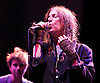 Patti Smith <br /> performing live <br /> at The Troxy, London, Great Britain <br /> 13th September 2012 <br /> <br /> Patti Smith <br /> <br /> Photograph by Elliott Franks