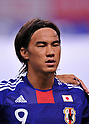 Shinji Okazaki (JPN), AUGUST 10, 2011 - Football / Soccer : KIRIN Challenge Cup 2011 match between Japan 3-0 KOREA at Sapporo Dome, Hokkaido, Japan. (Photo by Atsushi Tomura/AFLO SPORT) [1035]