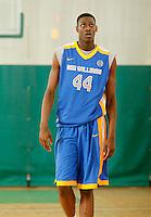 April 10, 2011 - Hampton, VA. USA;  Daniel Robinson participates in the 2011 Elite Youth Basketball League at the Boo Williams Sports Complex. Photo/Andrew Shurtleff
