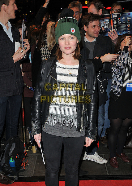 Holliday Grainger attends the &quot;People, Places and Things&quot; VIP opening night, Wyndham's Theatre, Charing Cross Road, London, UK, on Wednesday 23 March 2016.<br /> CAP/CAN<br /> &copy;Can Nguyen/Capital Pictures