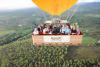 20170117 17 January Hot Air Balloon Cairns