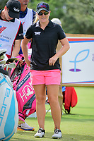 Austin Ernst (USA) prepares to tee off on 9 during round 2 of  the Volunteers of America Texas Shootout Presented by JTBC, at the Las Colinas Country Club in Irving, Texas, USA. 4/28/2017.<br /> Picture: Golffile | Ken Murray<br /> <br /> <br /> All photo usage must carry mandatory copyright credit (&copy; Golffile | Ken Murray)