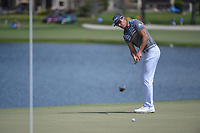 Rafael Cabrera Bello (ESP) watches his putt on 6 during round 2 of the Arnold Palmer Invitational at Bay Hill Golf Club, Bay Hill, Florida. 3/8/2019.<br /> Picture: Golffile | Ken Murray<br /> <br /> <br /> All photo usage must carry mandatory copyright credit (&copy; Golffile | Ken Murray)