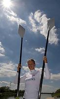 Caversham, Reading, Elise LAVERICK, GB Rowing Team Training at Redgrave Pinsent Lake, Engand [Credit Peter Spurrier/Intersport Images]  [Mandatory Credit, Peter Spurier/ Intersport Images]. , Rowing course: GB Rowing Training Complex, Redgrave Pinsent Lake, Caversham, Reading