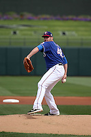 Colby Lewis - Texas Rangers 2016 spring training (Bill Mitchell)
