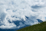 Gamprin, Rheintal, Rhine-valley, Liechtenstein.