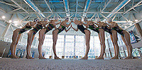 Russia Synchronized Swimming Olympic Team 2012..The Team Olympic competitions are composed by a Technical routine and a Free routine. This is the Technical Routine start..Russian synchronized Swimming Olympic Team: indisputably the strongest in the World..The team is composed by: ISCHENKO Natalia;DAVYDOVA Anastasia;KHASYANOVA Elvira;GROMOVA Maria;ROMASHINA Svetlana;KOROBOVA Daria;PATSKEVICH Alexandra;SHISHKINA Alla;TIMANINA Angelica;KOLESNICHENKO Svetlana;ZUEVA Alexandra;OLHOVA Anisya..Only nine of these twelve can compete at the Olympics, due to number restriction imposed by I.O.C...Russian Team palmares: ..Olympic Games: (synchro at the Olympics since 1984)..Team : Gold: 2000, 2004, 2008 ..World Championships..Team: Gold 1999,2001,2003,2005,2007,2009,2011..European Championships: ..Team:Gold; 1991,1993,1995,1997,1997,1999,2000,2002,2004,2006,2010..World Cup: ..Team: Gold 2002, 2006,..Photo G.Scala/Deepbluemedia.eu..