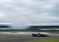 Romain GROSJEAN (FRA) (RICH ENERGY HAAS F1 TEAM) during the Formula 1 Rolex British Grand Prix 2019 at Silverstone Circuit, Towcester, England on 14 July 2019. Photo by Vince  Mignott.