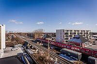 Vallensbæk Stationstorv,  2665 Vallensbæk Strand. Foto: Jens Panduro