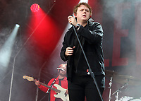 Lewis Capaldi performs at Truck Music Festival - Day One at Hall Farm, Steventon near Oxford, July 26th 2019<br /> <br /> Photo by Keith Mayhew