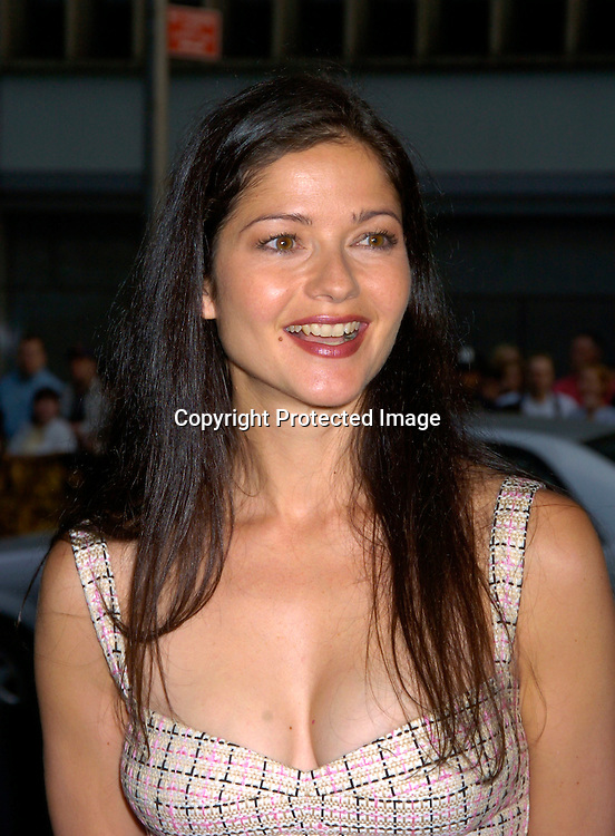 "Jill Hennessey ..at The US Premiere of ""Troy"" on May 10, 2004 at The Ziegfeld Theatre. Photo by Robin Platzer, Twin Images"