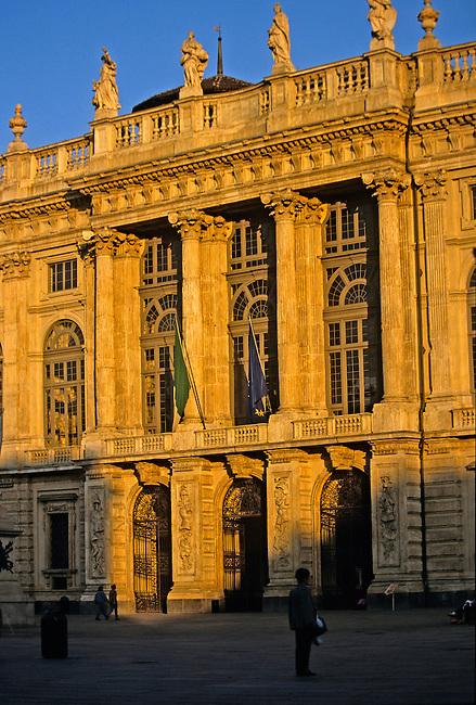 Italie, Turin. Museo Civico d'Arte Antica, Piazza Castello. Palazzo Madama. *** Museo Civico d'Arte Antica, Piazza Castello. Palazzo Madama. Turin, Italy.