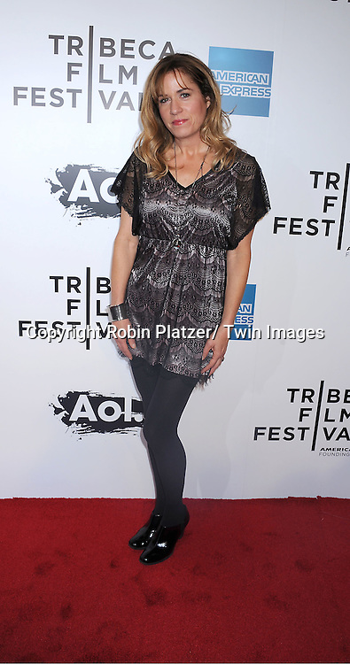 "Vicky Peterson  attending The opening night of The Tribeca Film Festival .Screening of "" The Union"" on April 20, 2011 at The Winter Garden at the World Financial Plaza in New York City."