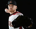 Arizona Diamondbacks Matt Koch (64) during photo day on February 28, 2016 in Scottsdale, AZ.