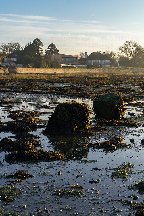 Rural view in Bosham, West Sussex