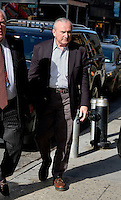 www.acepixs.com<br /> <br /> February 3 2017, New York City<br /> <br /> Former NY Police Commissioner Bill Bratton arrives at a downtown hotel on February 3 2017 in New York City<br /> <br /> By Line: Curtis Means/ACE Pictures<br /> <br /> <br /> ACE Pictures Inc<br /> Tel: 6467670430<br /> Email: info@acepixs.com<br /> www.acepixs.com