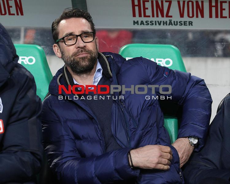 10.04.2015, HDI-Arena, Berlin, GER, 1.FBL,Hannover 96 vs. Hertha BSC  , im Bild Manager Michael Preetz (Hertha BSC Berlin)<br /> <br />               <br /> Foto &copy; nordphoto /  Engler