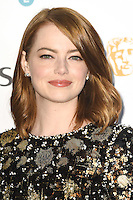 Emma Stone<br /> at the 2017 BAFTA Film Awards Nominees party held at Kensington Palace, London.<br /> <br /> <br /> &copy;Ash Knotek  D3224  11/02/2017