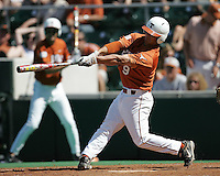 Texas Longhorns 2B Michael Torres during the 2008 season. Photo by Andrew Woolley / Four Seam Images.