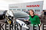 Ciara O'Callaghan, Randles Electric Car Winner