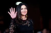 Rome, Italy, October 20, 2015. Monica Bellucci al red carpet per la presentazione del film Ville-Marie al Festival del Cinema di Roma. Monica Bellucci attends a red carpet for 'Ville-Marie' during the 10th Rome Film Festival.