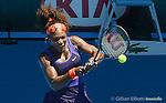 Serena Williams (USA) wins at Australian Open in Melbourne Australia on 19th January 2013