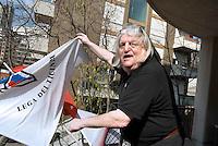 Giuliano Bignasca, fondatore, 1991, e presidente della Lega dei Ticinesi, ha portato nel Canton Ticino, in Svizzera le istanze e intolleranze della Lega Nord