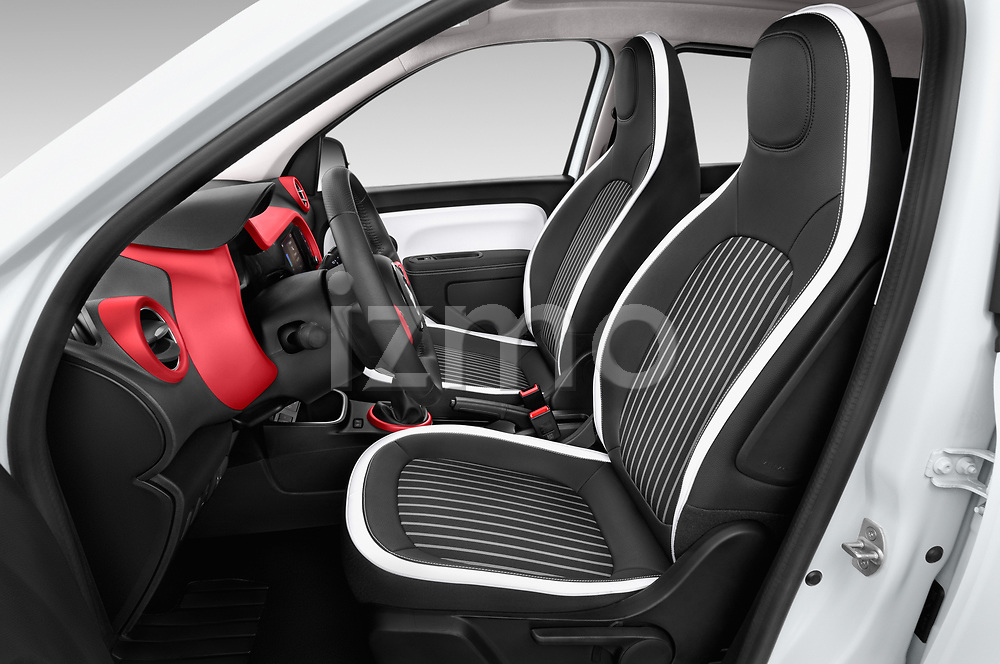Front seat view of a 2019 Renault Twingo Edition One + 5 Door Hatchback front seat car photos