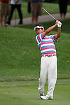 Yuta Ikeda (JAP) on the 10th fairway on day 1 of the World Golf Championship Bridgestone Invitational, from Firestone Country Club, Akron, Ohio. 4/8/11.Picture Fran Caffrey www.golffile.ie