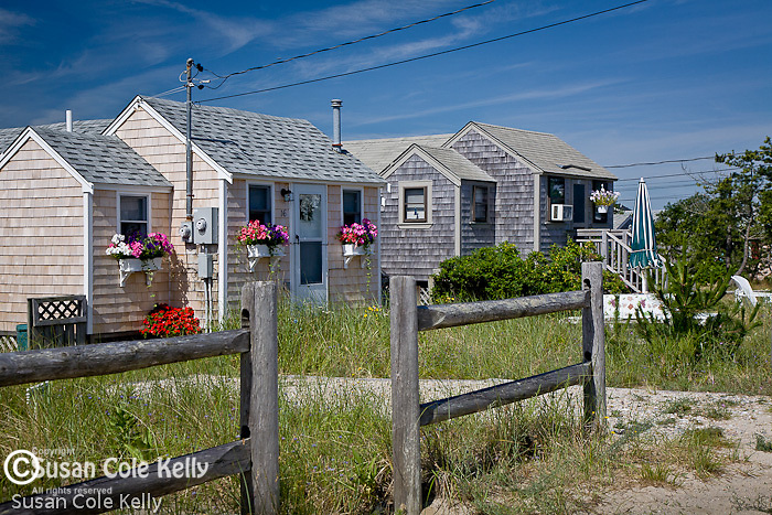 Cottage at East Sandwich Beach, Sandwich, Cape Cod, MA