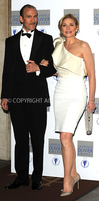 WWW.ACEPIXS.COM . . . . .  ..... . . . . US SALES ONLY . . . . .....March 21 2010, London....Kim Cattrall and Simon Paisley Day arriving at The Laurence Olivier Awards at The Grosvenor House Hotel on March 21, 2010 in London, England. ....Please byline: FAMOUS-ACE PICTURES... . . . .  ....Ace Pictures, Inc:  ..tel: (212) 243 8787 or (646) 769 0430..e-mail: info@acepixs.com..web: http://www.acepixs.com