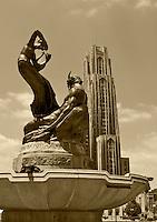 Sepia - Pittsburgh
