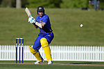 NELSON, NEW ZEALAND October 24: Ford Trophy one day match Central Stags v Otago Volts. Saxton Oval, Nelson, New Zealand, October 24, 2018 (Photos by: Barry Whitnall/Shuttersport Ltd