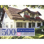 The popularity of cottage style and cottage homes is thriving. A refreshing addition to the Home Design category. 500 Cottages is a collection of the facades of 500 cottages organized by styles, including English, storybook, bungalettes (mini bungalows), Victorian cottages, and casitas (Spanish-style cottages). There is one photo per page, with a caption identifying the location of the homes. 500 Cottages features high-quality photography at a point-of-purchase price.