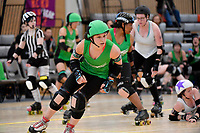 20171015 Quake, Battle & Roll -  Dead End Derby Christchurch Rollergirls v Dunedin Derby